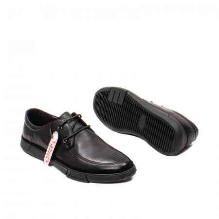 Pantofi barbati casual, piele naturala, E6Y990513