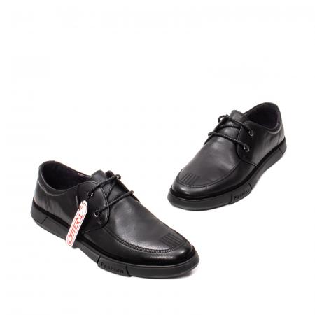 Pantofi barbati casual, piele naturala, E6Y990511