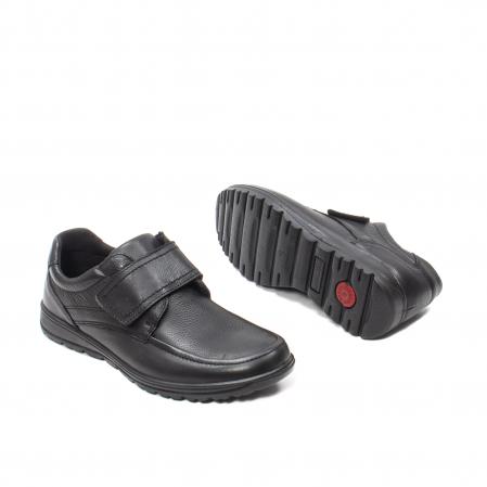 Pantofi barbati casual, piele naturala, IC6015103