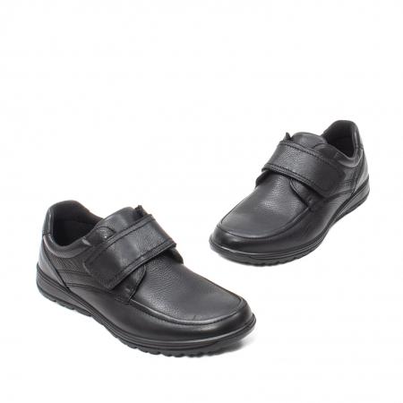 Pantofi barbati casual, piele naturala, IC6015101