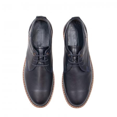 Pantofi barbati casual, piele naturala, KKM56795