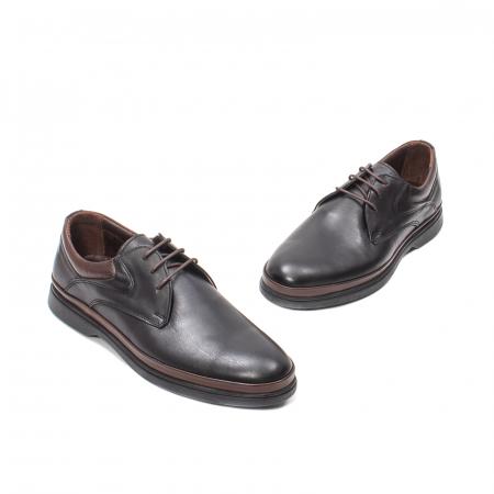 Pantofi barbati casual, piele naturala, KKM57231