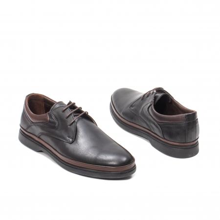 Pantofi barbati casual, piele naturala, KKM57232