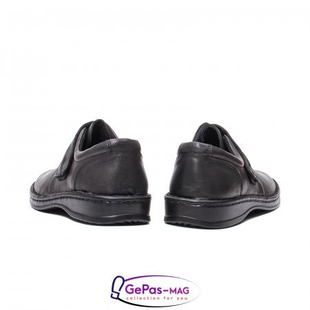 Pantofi casual barbat, piele naturala, H612726
