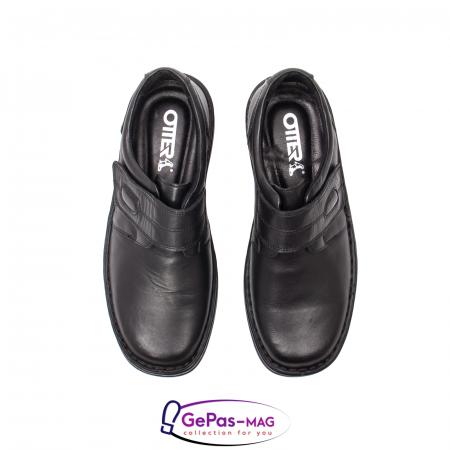 Pantofi casual barbat, piele naturala, H612725