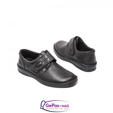 Pantofi casual barbat, piele naturala, H612722