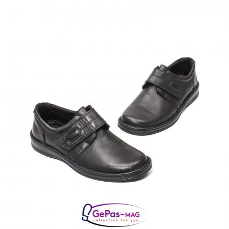Pantofi casual barbat, piele naturala, H612721