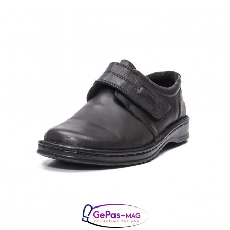 Pantofi casual barbat, piele naturala, H612720