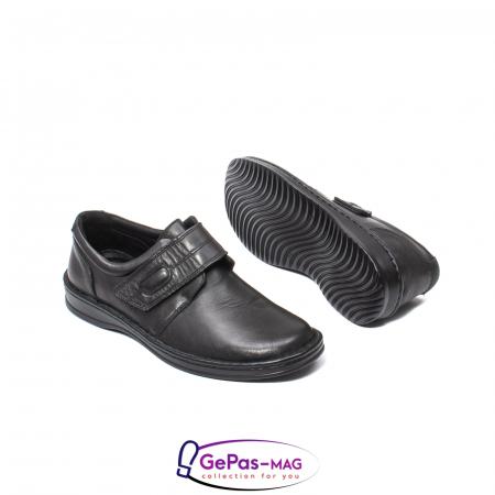 Pantofi casual barbat, piele naturala, H612723