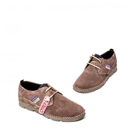 Pantofi barbat casual, piele naturala, OT 2818 14-I1