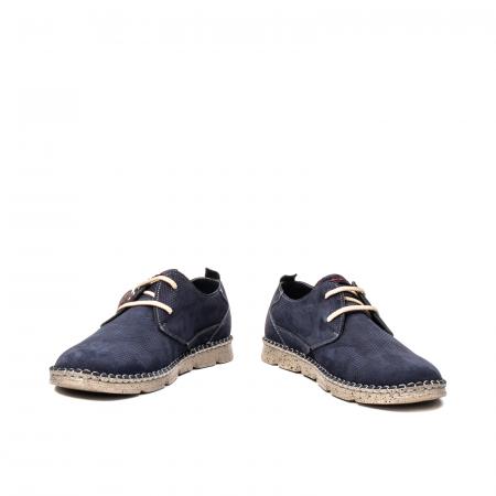 Pantofi barbat casual, piele naturala, OT 2818 42-24