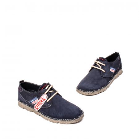 Pantofi barbat casual, piele naturala, OT 2818 42-21