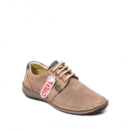 Pantofi barbat casual, piele naturala, OT 9551 14-20