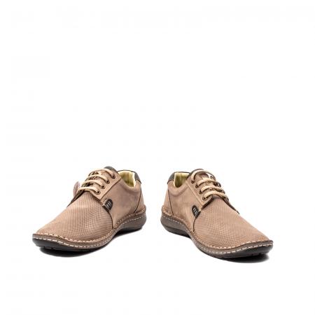 Pantofi barbat casual, piele naturala, OT 9551 14-24