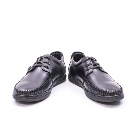 Pantofi casual barbati, piele naturala, OT-QRB 017314 01-N3