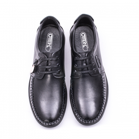 Pantofi casual barbati, piele naturala, OT-QRB 017314 01-N4