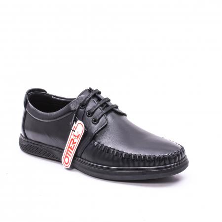 Pantofi casual barbati, piele naturala, OT-QRB 017314 01-N0