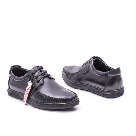 Pantofi casual barbati, piele naturala, OT-QRB 017314 01-N1