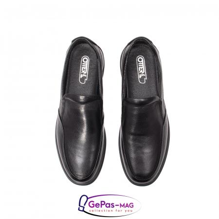 Pantofi barbati mocasin, piele naturala, QRB017313 [1]