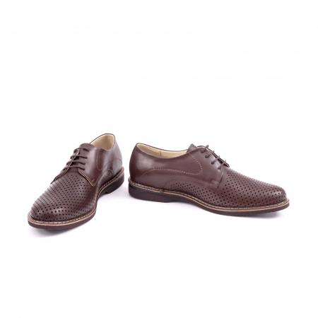 Pantofi casual barbati 181591 maro4
