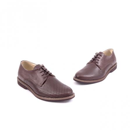 Pantofi casual barbati 181591 maro3
