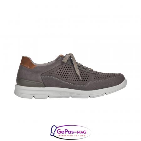 Pantofi barbati casual, piele naturala, 16425-404