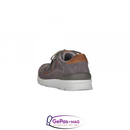 Pantofi barbati casual, piele naturala, 16425-405