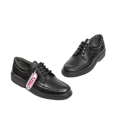 Pantofi casual barbati, piele naturala, OT27814 01-N1