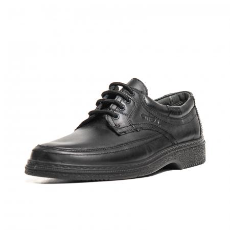 Pantofi casual barbati, piele naturala, OT27814 01-N
