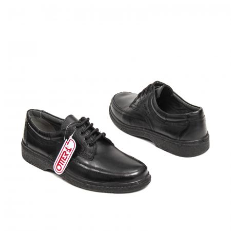Pantofi casual barbati, piele naturala, OT27814 01-N [2]