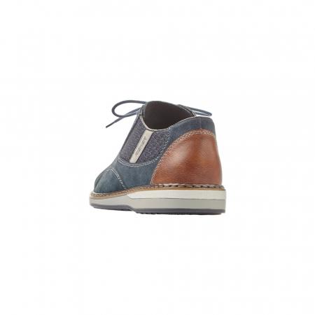 Pantofi barbati casual, piele naturala, RIK 16826-142