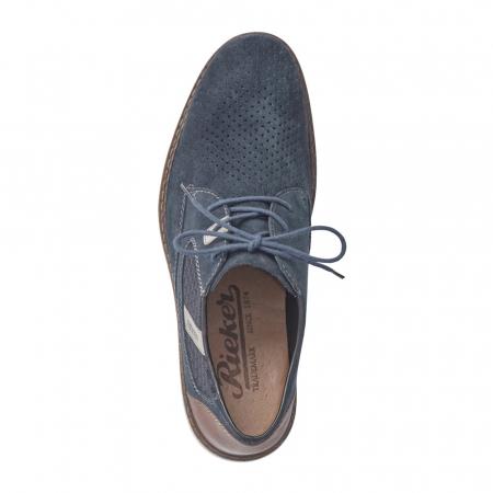 Pantofi barbati casual, piele naturala, RIK 16826-141