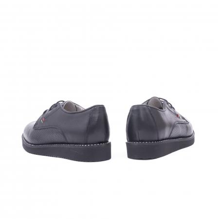 Pantofi casual dama 171610 negru6