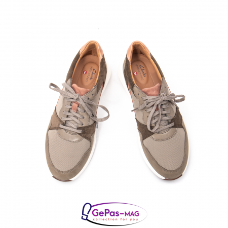Pantofi casual dama confort Un Rio Run CL26157333