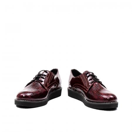 Pantofi casual dama, piele naturala, 172614 B4