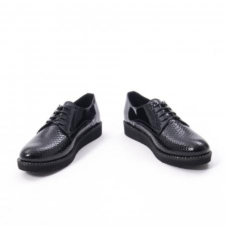 Pantofi casual dama, piele naturala, Catali 172614 N4