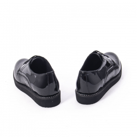 Pantofi casual dama, piele naturala, Catali 172614 N6