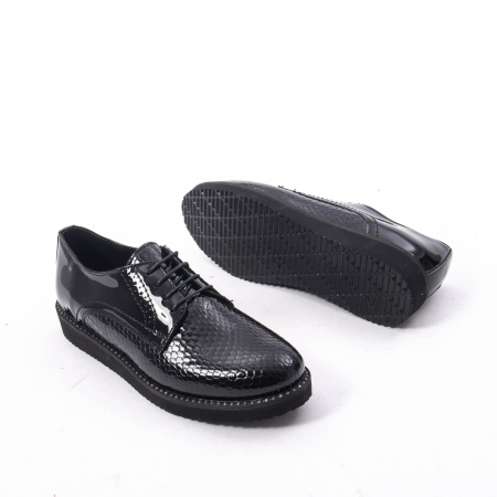 Pantofi casual dama, piele naturala, Catali 172614 N3