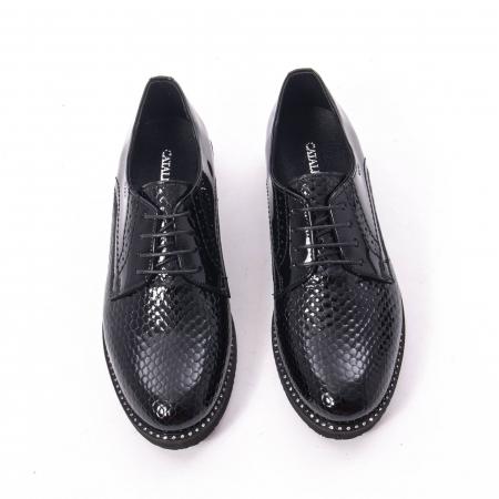 Pantofi casual dama, piele naturala, Catali 172614 N5