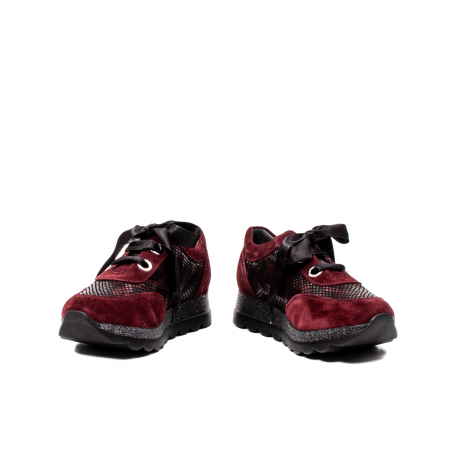 Pantofi casual dama, piele naturala, 202679SP/CRO [4]
