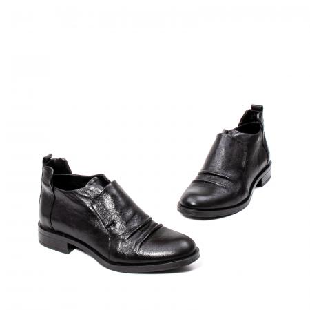 Pantofi casual dama, piele naturala, 202688 N1