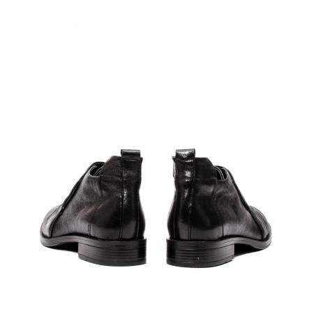 Pantofi casual dama, piele naturala, 202688 N6