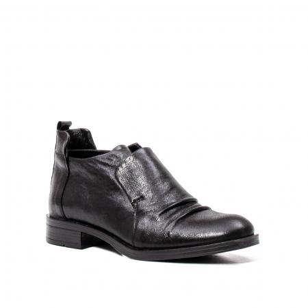 Pantofi casual dama, piele naturala, 202688 N0