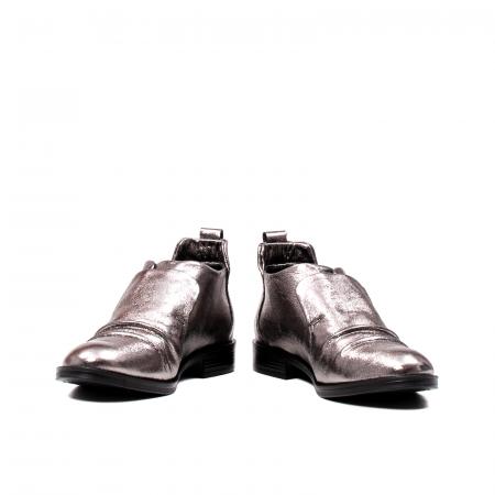 Pantofi casual dama, piele naturala, 202688 HOR4