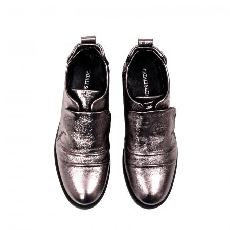 Pantofi casual dama, piele naturala, 202688 HOR5