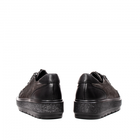 Pantofi casual dama, piele naturala, 2026896