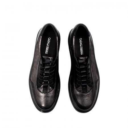 Pantofi casual dama, piele naturala, 2026895