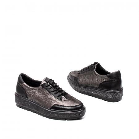 Pantofi casual dama, piele naturala, 2026892
