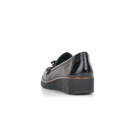 Pantofi casual dama, piele naturala, 53771-004
