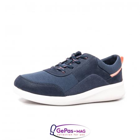Pantofi casual dama din material textil Sillian Kae CL261519440